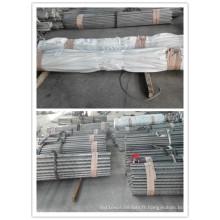 Alcumgpb F35 DIN1747 aluminium tige ronde