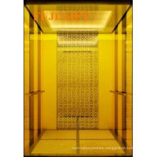 Titanium Gold FUJI Passenger Elevator on Sale