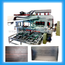 1830x3660mm double side automatic laminate pressing line/melamine laminated panel production line