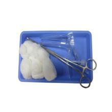 Kit descartável de curativo de feridas esterilizadas