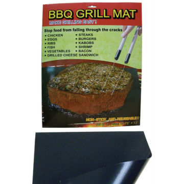 Tapis de barbecue antiadhésif