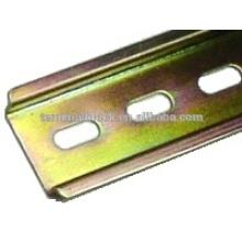 TA-001S 35mm Standard Stahl Box montiert Elektrische Kanal Din Rail