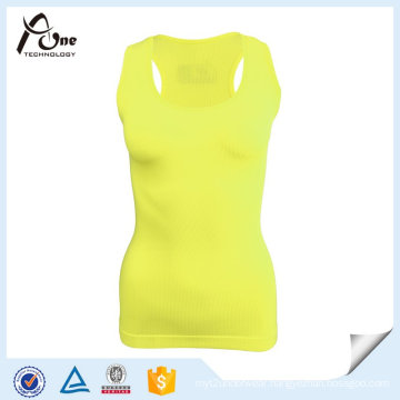 Plain Customized Tank Top Summer Active Wear for Women