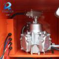 mobile petrol station fuel dispenser accessories with piston flowmeter