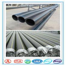 Precio competitivo precio PE100 polietileno HDPE tubería de alta densidad para el dragado