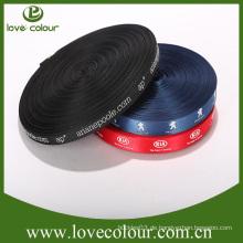 Kundenspezifisches Textilband Grosgrainband Polyesterband