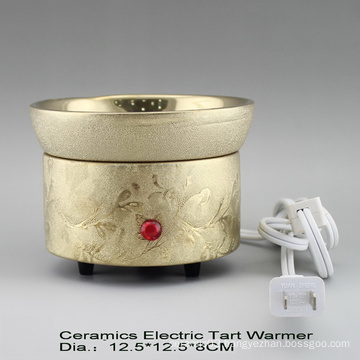15CE23975 Gold Plated Electric Fragrance Warmer