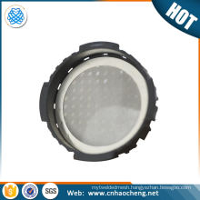 Premium replacement washable and reusable aeropress coffee machine/espresso maker disc coffee filter