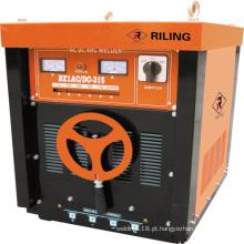 Máquina de soldadura do arco da CA do fio Bx1 do alumínio com Ce (BX1-250 / 315/400/500/630)