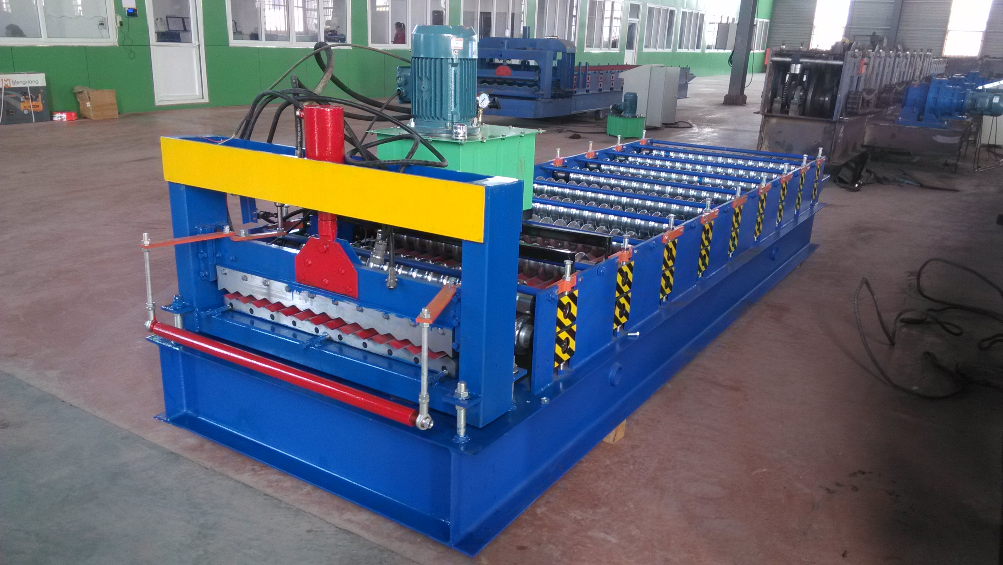 double deck roll forming machines