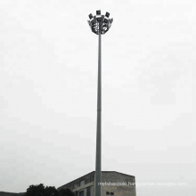 15m 20m 25m 30m high mast lighting pole for stadium lighting with factory price