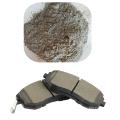 Auto spare parts brake lining friction material ceramic brake pad raw material for Toyota Honda Nissan Mazda Hyundai