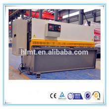 Máquina de corte do metal do preço de fábrica / Máquina de corte hidráulica 6x2500