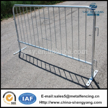 Crowd Control Barrier 2.3m Fence Temporary Security Site Fencing Barriers