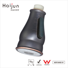 Haijun New Arrival Dual Sprayer Control Long Waterfall Kitchen Faucet Nozzle