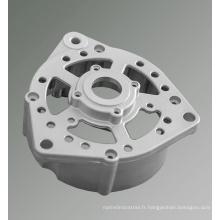Boîtier d'alternateur de camion lourd de matériel en aluminium ADC-12