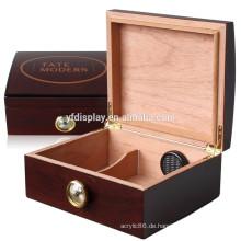 Hochwertige spanische Zedernholz Humidor Hold 50 Zigarren Humidor Zigarre Storag