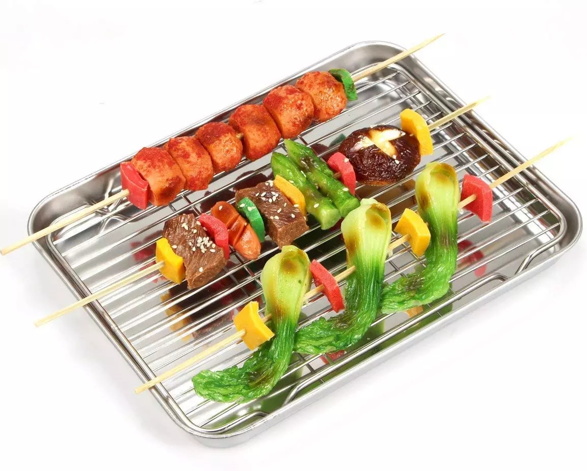 Barbecue Metal Wire Rack