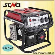 8000 Watt SC9000-II 50Hz Tragbarer Benzin Kleiner Generator