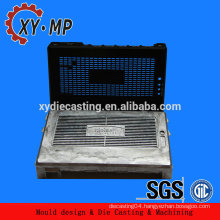 XIANGYU new tech military communication equipment part cnc machined parts