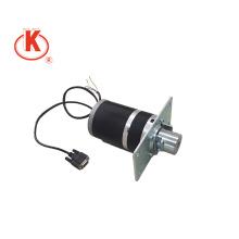 Motor del engranaje de DC de alto par de poca velocidad durable de 48V 90mm para la puerta de oscilación