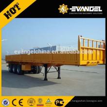 Semirremolque de cubierta baja de 50 toneladas para la venta