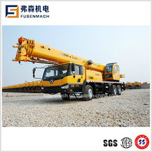 25tons 32.2m 4-Section Hydraulic Mobile Truck Crane Qy25K-II