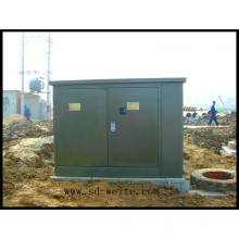 American Box-Type Power Regulation Transformer pour l'alimentation en Chine Fabricant