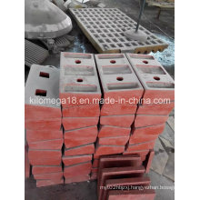 PF Series Impact Crusher Impact Liner for Sale