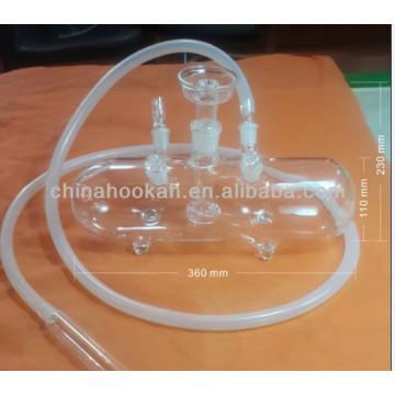 Кальян, кальян, наргиле CH701 стеклянный кальян