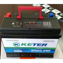 Sealed Maintenance Free NS120 R/L SMF SMF Car Batteries