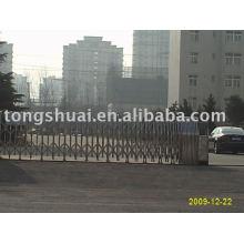 folding gate (double tracks)