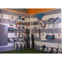 Garage Wall Panels Slot Wall System