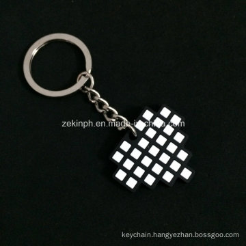 Cheap High Quality Rubber PVC Key Chain for Promotional Gifts