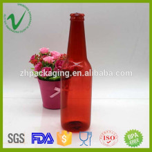 Brosse à vin en plastique à usage unique en PET avec couvercle