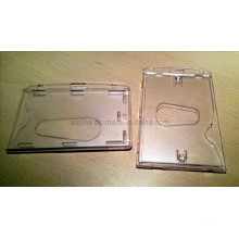 Frosted Card Holder with Both Side