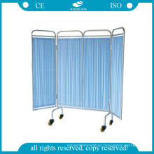 AG-Sc003 Hospital Bed Room Screen with 4-Parts