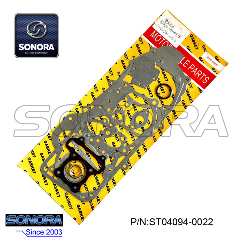 GY6 50 139QMB Gasket Set 39mm