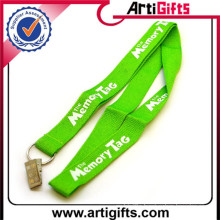 Wholesale high quality lanyard with safety clasp