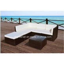 PE Rattan Modern Outdoor Freizeit Patio Outdoor Sofa