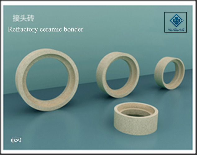 Ceramic bonder refractory Tube For casting