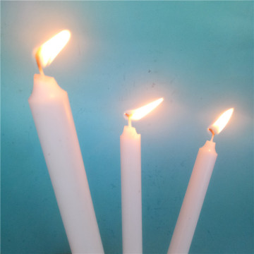 Long Burning Time Ekologiczne Snow Candles Velas