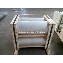 Barre ronde extrudée en aluminium / aluminium pour pièces de précision électroniques