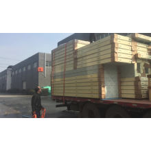 150mm sandwich pu panel for cold room