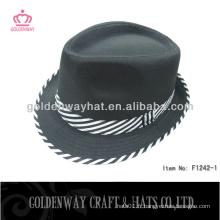 Chapeaux pour enfants chapeaux d'hiver pour homme en crochet beaux chapeaux de fedora chapeaux magiques en twill de coton