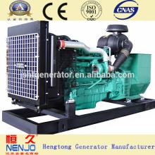 Generador diesel de gran tamaño de 300KW WEICHAI fijado
