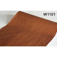 Рисунок древесины зерна самоклеющаяся пленка ПВХ Украшения для стеновых панелей