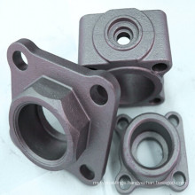 Precision Investment Casting Bearing Block with ISO Certification