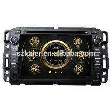 Live wince système wince radio pour Buick Enclave / Chevrolet Tahoe avec GPS / Bluetooth / Radio / SWC / Internet virtuel 6CD / 3G / ATV / iPod