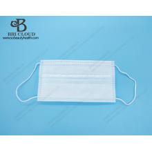 Máscaras de tela n-tejidas que contienen tela de pulverización por fusión